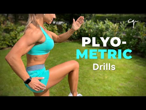 Plyometric Exercises | Simple at Home Plyometric Drills
