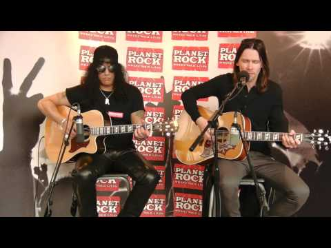 Slash (Feat Myles Kennedy) – Starlight (Planet Rock Live Session)