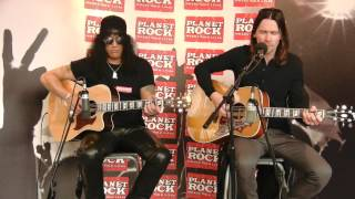 Slash (Feat Myles Kennedy) - Starlight (Planet Rock Live Session)