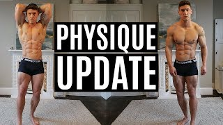 PHYSIQUE UPDATE | 4 Weeks into the Bulk