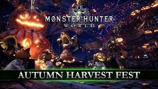 Monster Hunter : World Inven - All about Monster Hunter : World