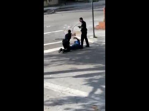 Crash & AJ - Florida Cop Accidentally Tasers Partner While Arresting Crackhead