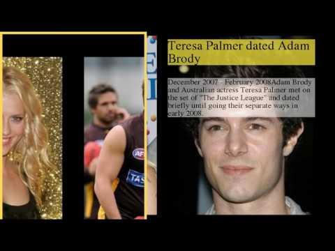 Nicholas hoult dating teresa palmer super