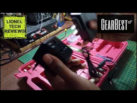 An excellent and cheap alternative to Dremel rotary tool