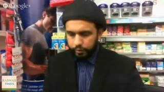 Rabwah born British shopkeeper murdered in Glasgow