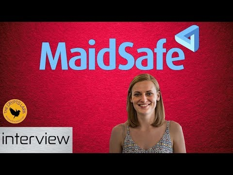 Maidsafe - The New Internet