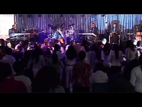 Rebecca - Bless Somebody (Live ministration in Italy)