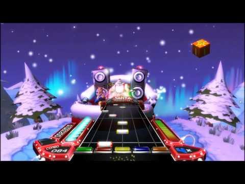 Santa Rockstar HD (gameplay)