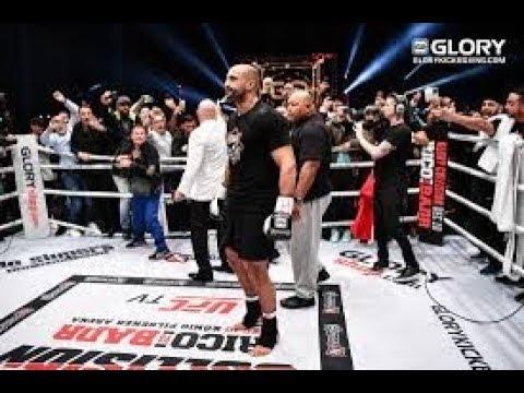Badr Hari vs Hesdy Gerges || Live Stream || Glory 51