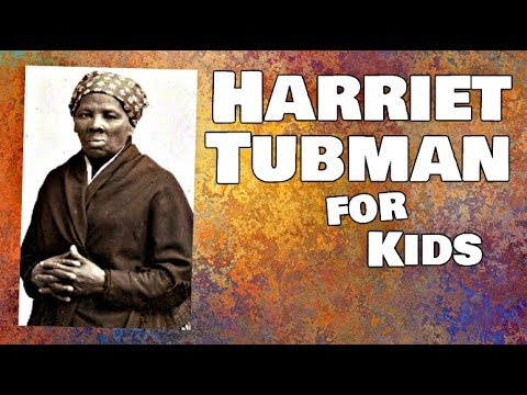 Harriet Tubman for Kids