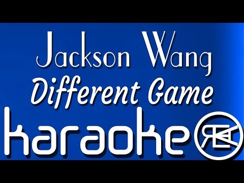 Jackson Wang - Different Game (feat. Gucci Mane) | karaoke lyrics instrumental