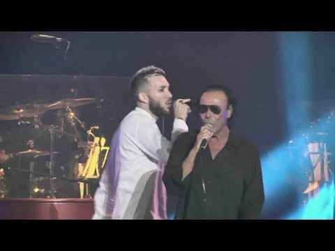 Antonello Venditti e Briga - Dalla Pelle Al Cuore Live Stadio Olimpico 2015