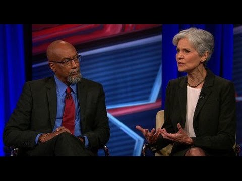 Breakdown of CNN's Green Party Town Hall With Jill Stein & Ajamu Baraka