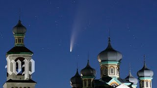 How to see Comet Neowise before it disappears|Washington Post