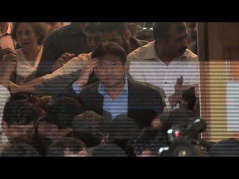 Musharraf in court for bail hearing