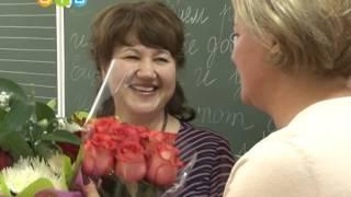 Начало учебного года в Голицынской школе №1