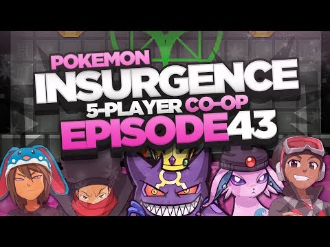 "Pokémon Insurgence 5-Player Randomized Nuzlocke - Ep 43 ""THE DARKRAI DREAM REALM"""