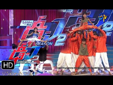 Dhee Juniors2 - 17th February 2016 - ఢీ జూనియర్స్2 – Full Episode