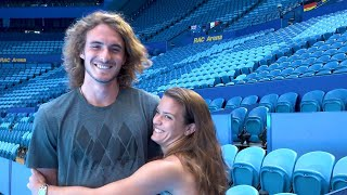 Team Greece quick quiz | Mastercard Hopman Cup 2019