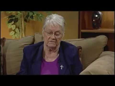Sr. Gretchen Hailer, RSHM interviewed by Fr. Mike Manning, SVD, at Wordnet Television