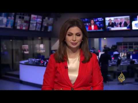 الجزيرة:موجز أخبار العاشرة مساء 18/4/2018