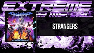 DragonForce - Strangers   Lyrics Video