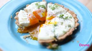яйцо запеченное в сметане рецепт Eggs in pots