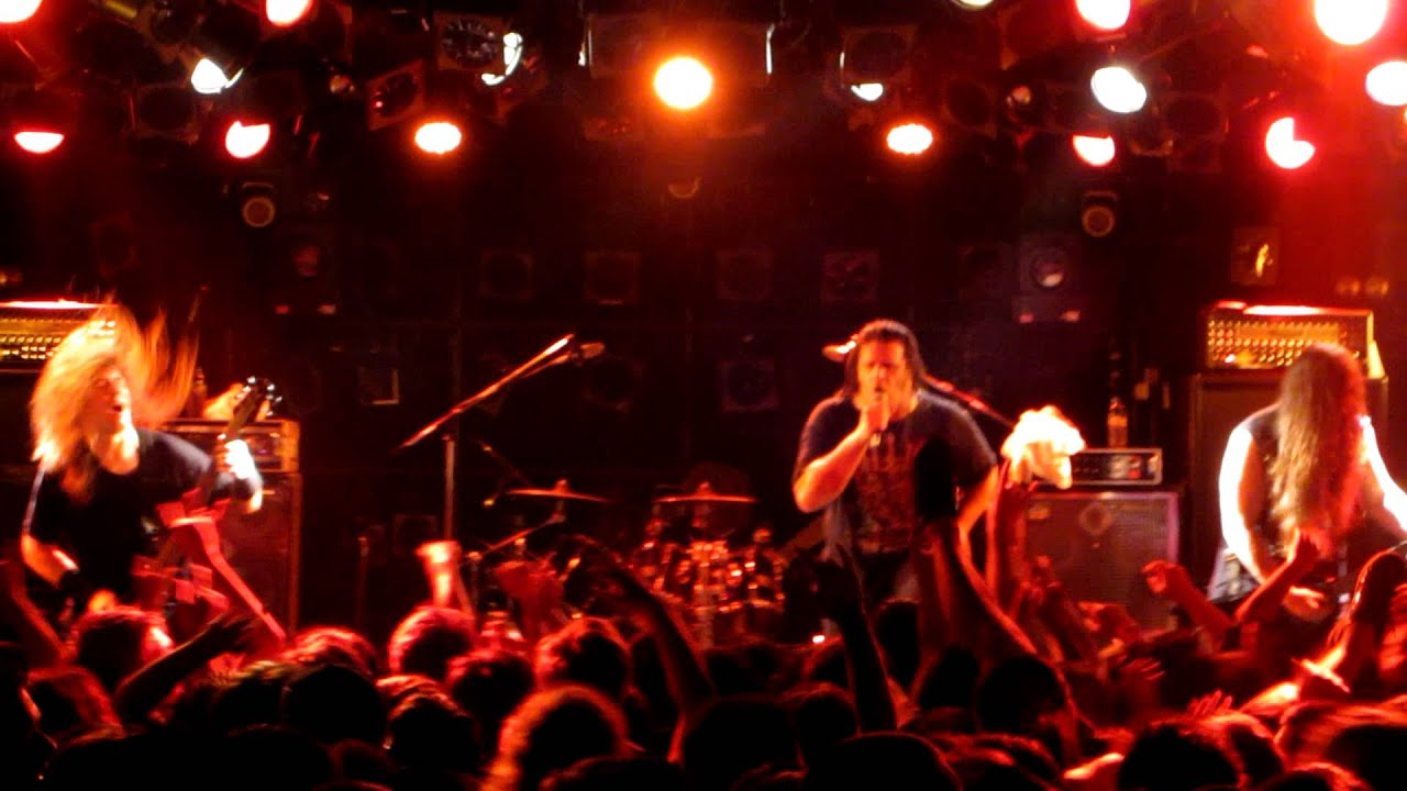Cannibal Corpse Live in Japan - Hammer Smashed Face / Stripped, Raped ...