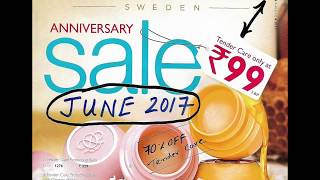 Oriflame June Catalog - 2017  | Special offers | Exciting Sale