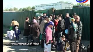 Граница с Азербайджаном превращается в стихийную свалку?