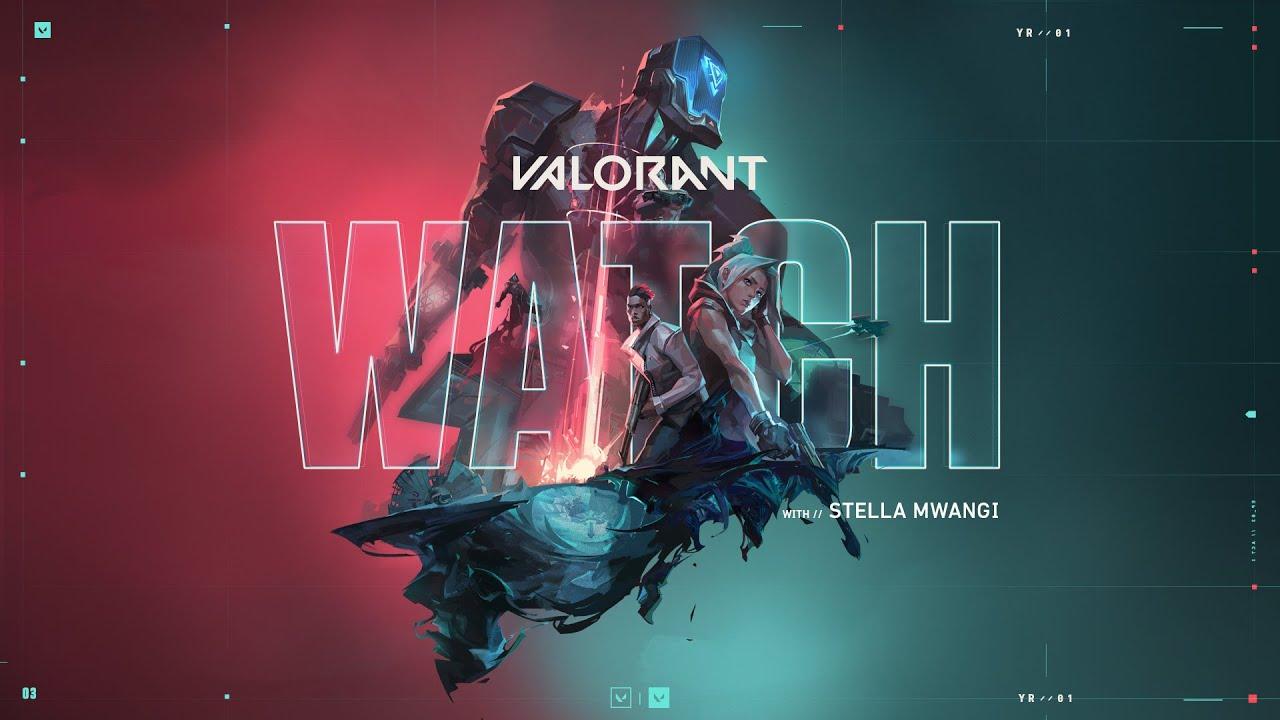 WATCH // Stella Mwangi and VALORANT - Official Audio