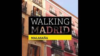 Walking Madrid - Malasaña