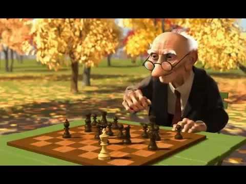 Geris Game - Ván cờ của ông già.flv