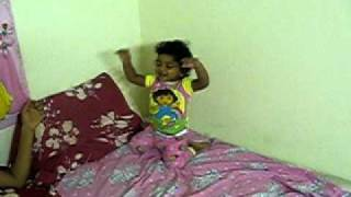 Gambar cover Bhavana playing before going to bed !!!