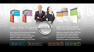 Le-Vel Thrive Business Opportunity - Thrive Le-Vel Android App #HOA