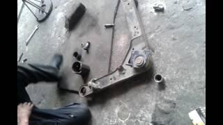 Jeep Grand Cherokee 4.7 V8 STERN ALMASHTIRISH SILENTBLOCS WJ