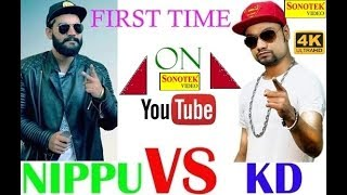 NIPPU VS KD RAP BATTLE RACE I SONOTEK I NEW LATEST HARYANVI RAP I BY Musical Night