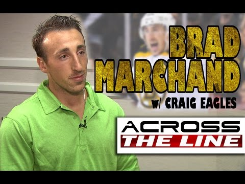 Brad Marchand (Of Boston Bruins) - The Craig Eagles Interview