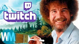 Top 5 Weirdest Things People Watched on Twitch!