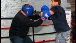 Кадыров наказал на ринге министра спорта Чечни