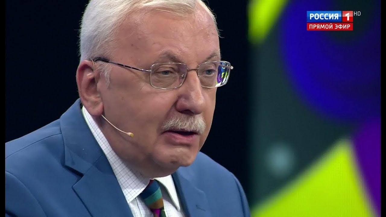 """Виталий Третяков: """"PR учит сознательно лицемерить"""" (""""60 минут"""")"""