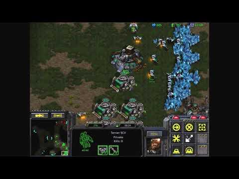 [6.10.18] StarCraft Remastered 1v1 (FPVOD) Connor5620 (T) Vs Kirau2 (T) Fighting Spirit