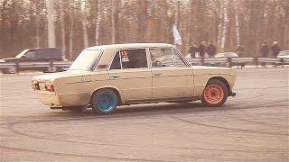 Дрифт ваз 2106(Автосканер Elm327 - Экономьте до 1000 рублей за раз на диагностике Вашего автомобиля! Купить можно здесь: http://costp..., 2014-10-28T13:54:45.000Z)