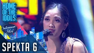 Download lagu MIRABETH - SOMEWHERE ONLY WE KNOW (Keane) - SPEKTA SHOW TOP 10 - Indonesian Idol 2020