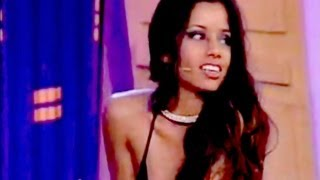 Lupe Fuentes on ''Sabias a lo que Venias #07'' (Spanish TV Show)