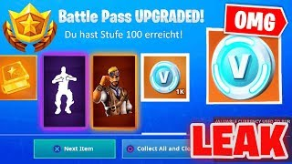 SEASON 9 BATTLE PASS! 😱 Skins, Leaks, Trailer, Map & Thema | Level 100 Skin | Fortnite Season 9
