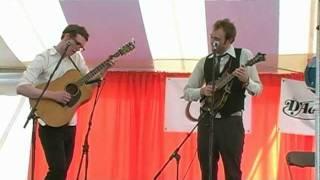 Chris Thile & Michael Daves - Silver Dagger - Grey Fox 2011