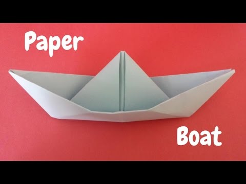 Origami Boats and Meandering Number Line with 4-year olds ... | 360x480