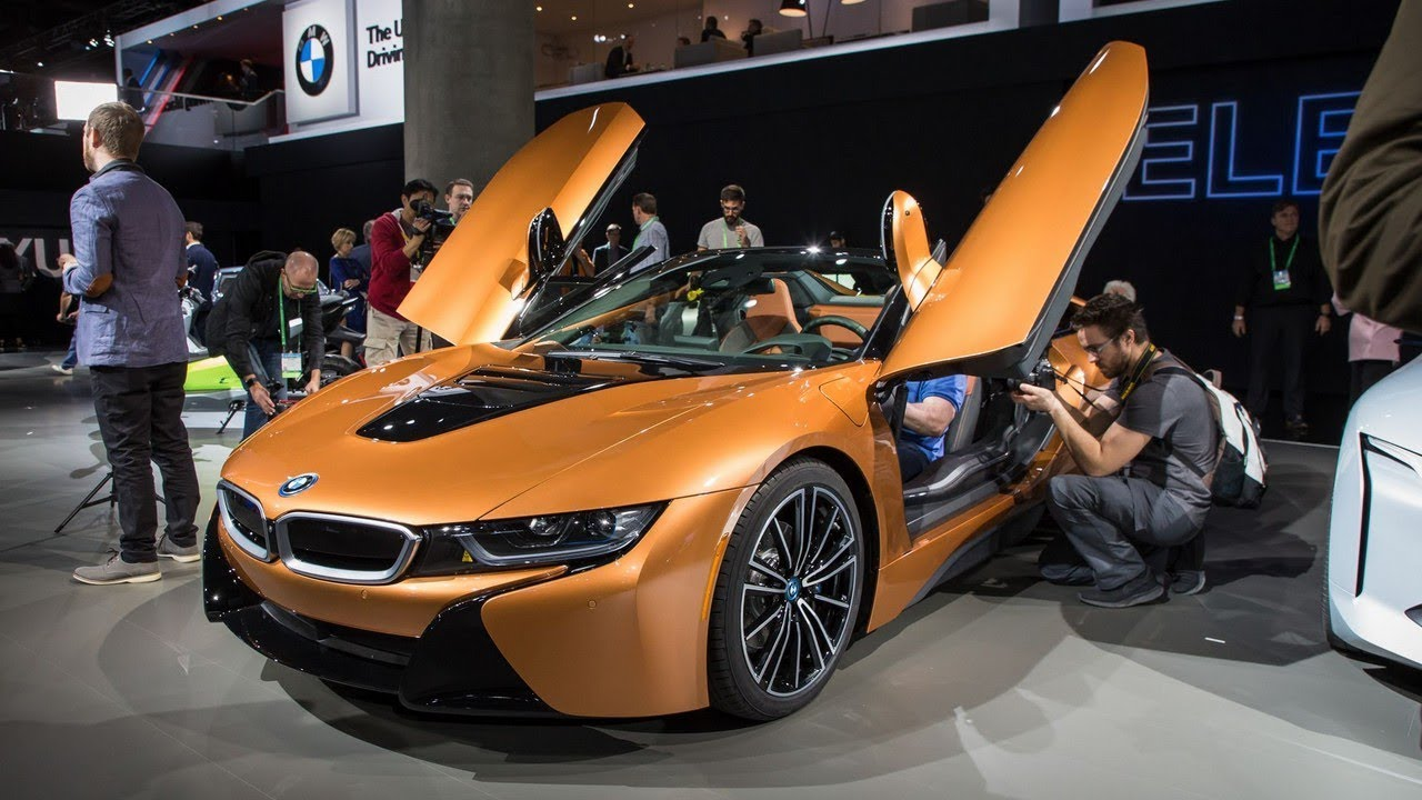 2019 Bmw I8 Roadster Review Naias 2018 Exterior Interior Youtube
