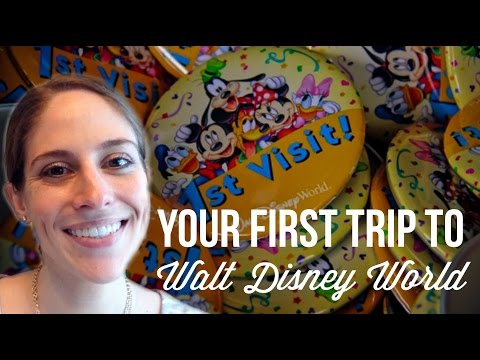 Tips For Your First Walt Disney World Vacation